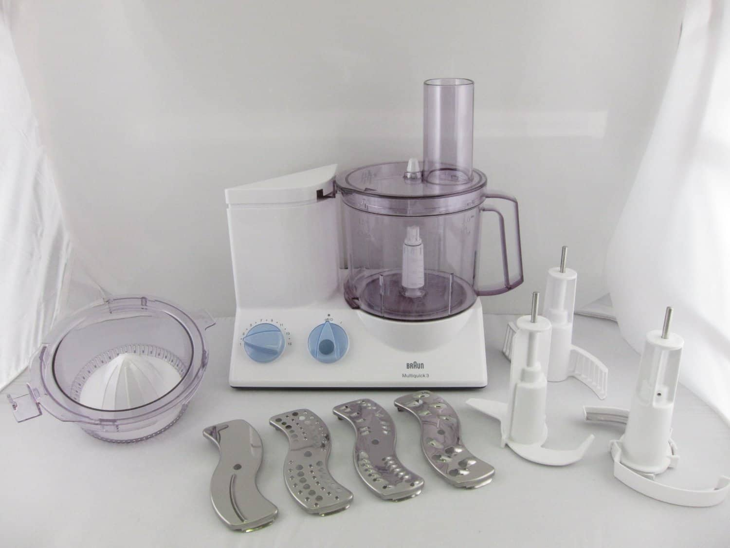 Braun Food Processor and Kitchen Machine K650 Review