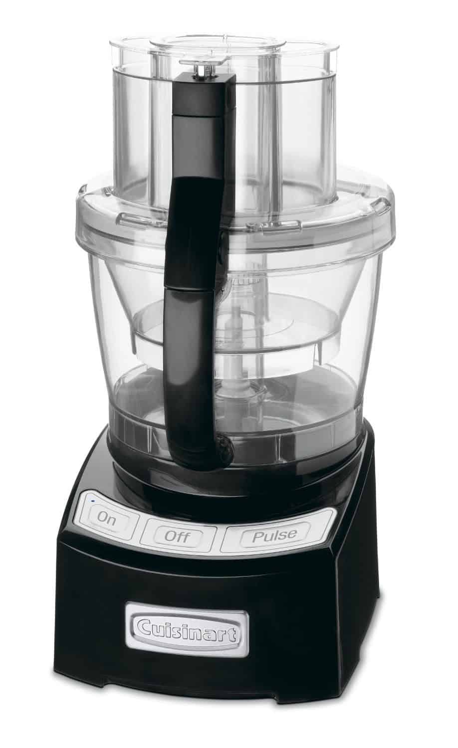 Cuisinart Elite Collection 12-Cup FP-12BK Food Processor Review