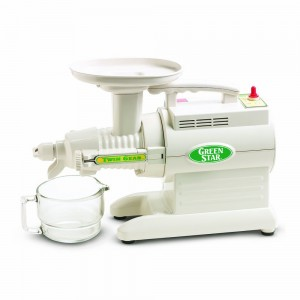 Green Star GS-3000 Deluxe Twin Gear Juice Extractor