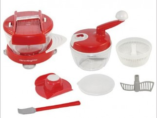 Kitchen King Manual Food Processor Review