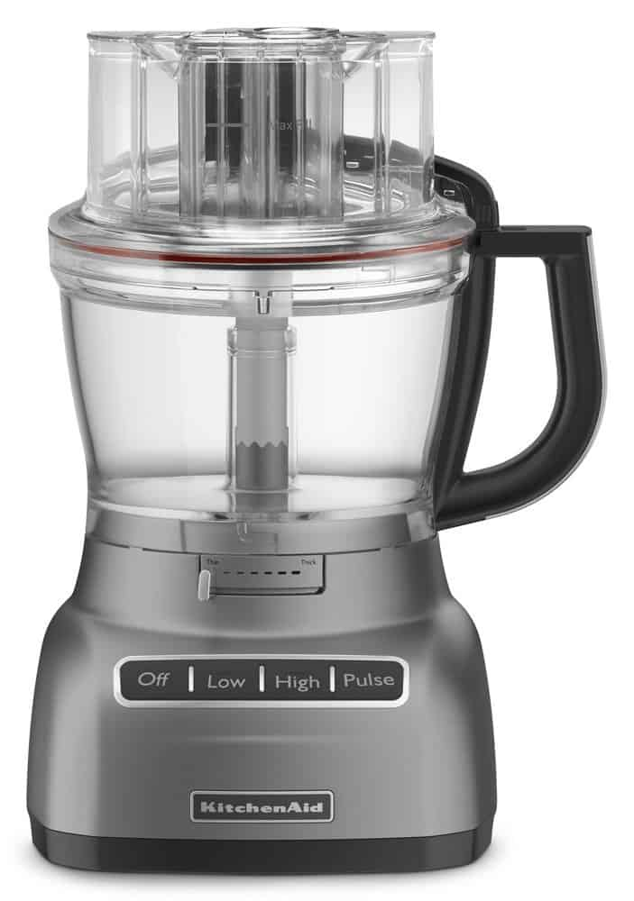 KitchenAid KFP1333CU 13-Cup Food Processor with ExactSlice System