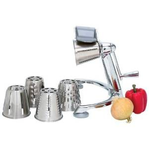 Maxam Vegetable Mini Manual Chopper