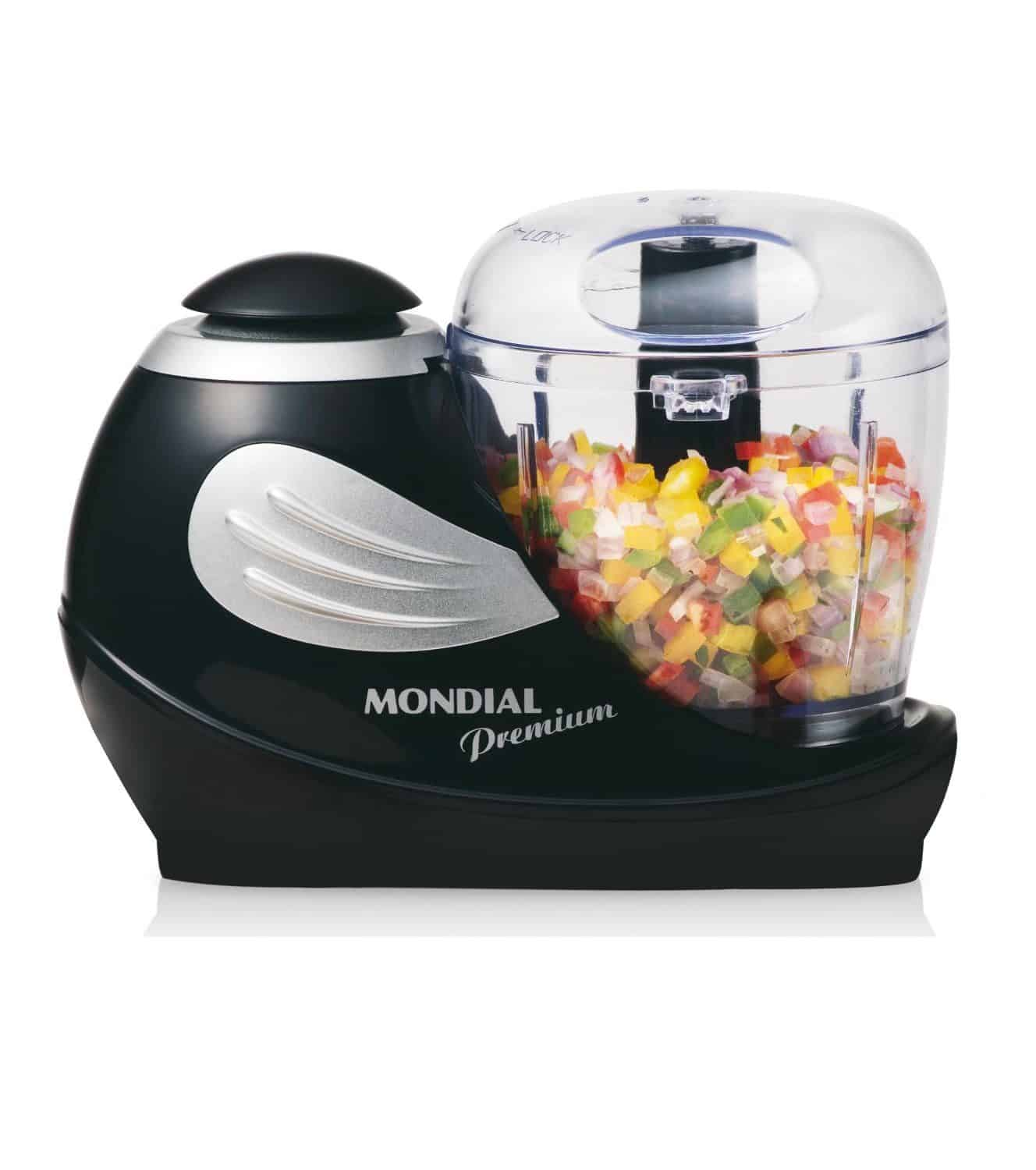Mondial Model MP-01 Food Processor Review