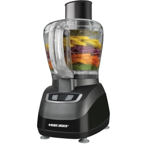 Black Decker FP1600B 8-Cup Food Processor