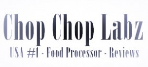 Chop Chop Labz logo - the best food processors
