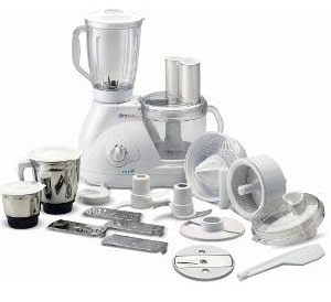 All-in-one food processor
