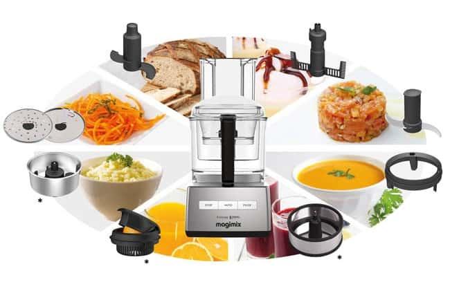 food processor types