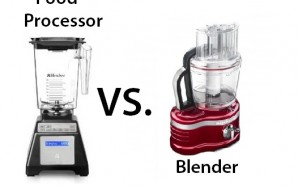 Food Processor VS Blender – Find Out Which Is Better