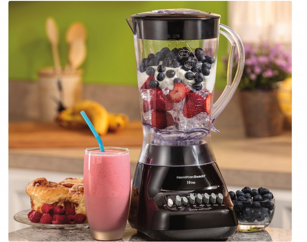 smoothies and milkshakes blender