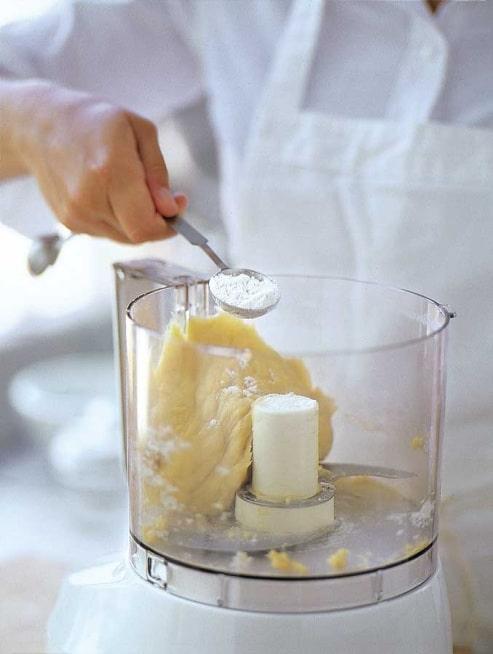 food processor kneading