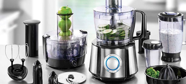 What to look for when buying a new food processor