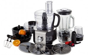buying a new food processor