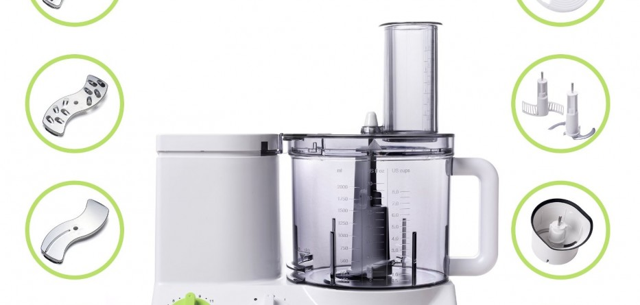 Braun Multiquick Food Processor