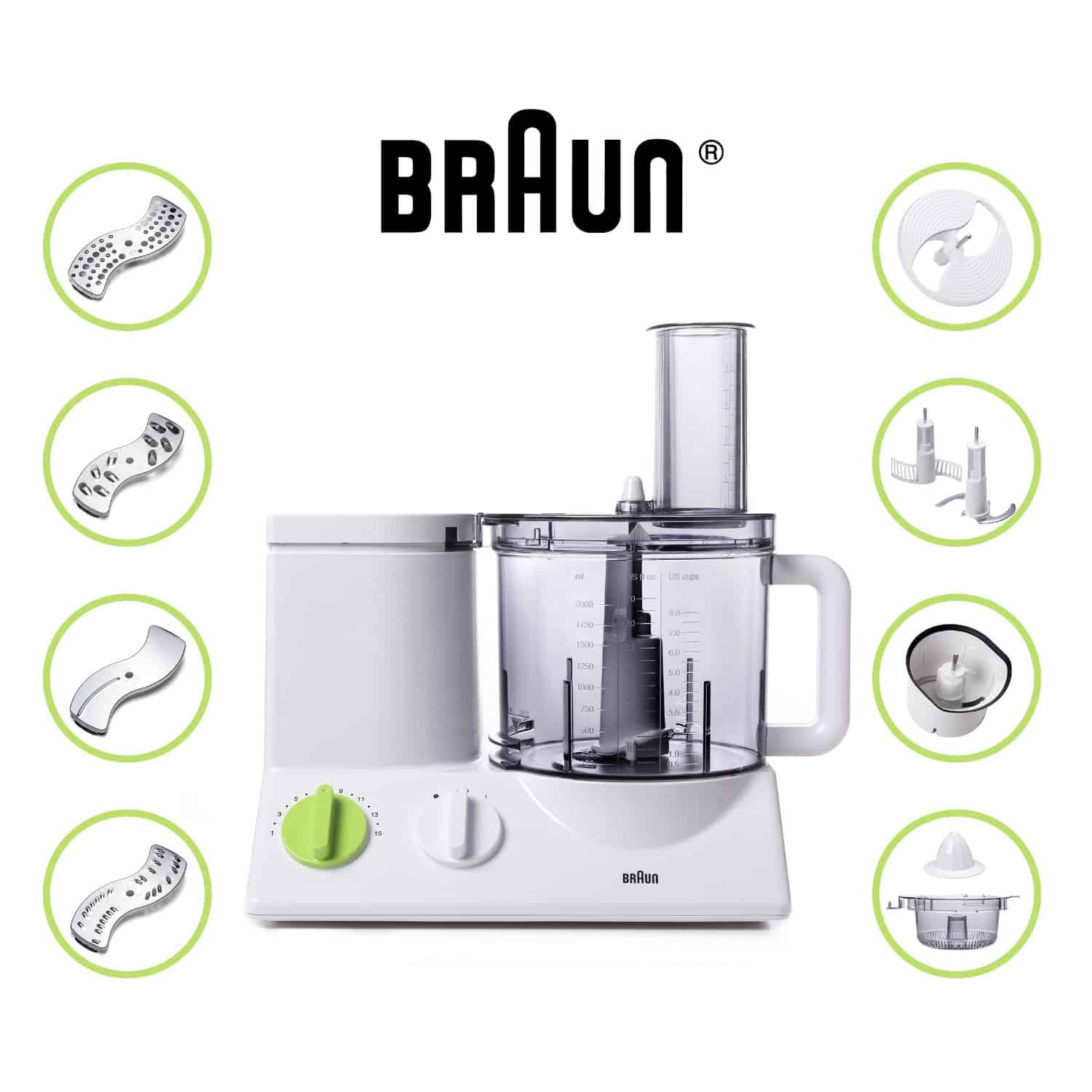 Here Is What You Didn T Know About The Braun Fp3020 12 Cup
