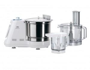 Braun K3000 220 to 240-volt 3-in-1 Kitchen Center review