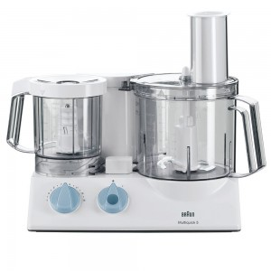 Braun K700 220-volt Food Processor review