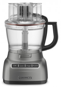 KitchenAid KFP1333CU 13-Cup Food Processor with ExactSlice System review