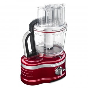 KitchenAid KFP1642CA Candy Apple Red Pro Line 16-cup Food Processor review
