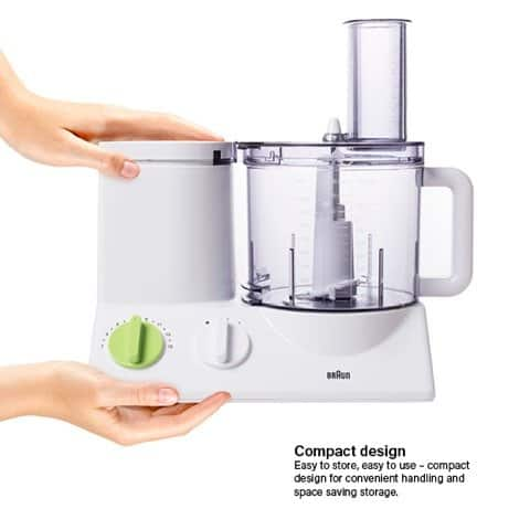 best BRAUN 12-Cup food processor