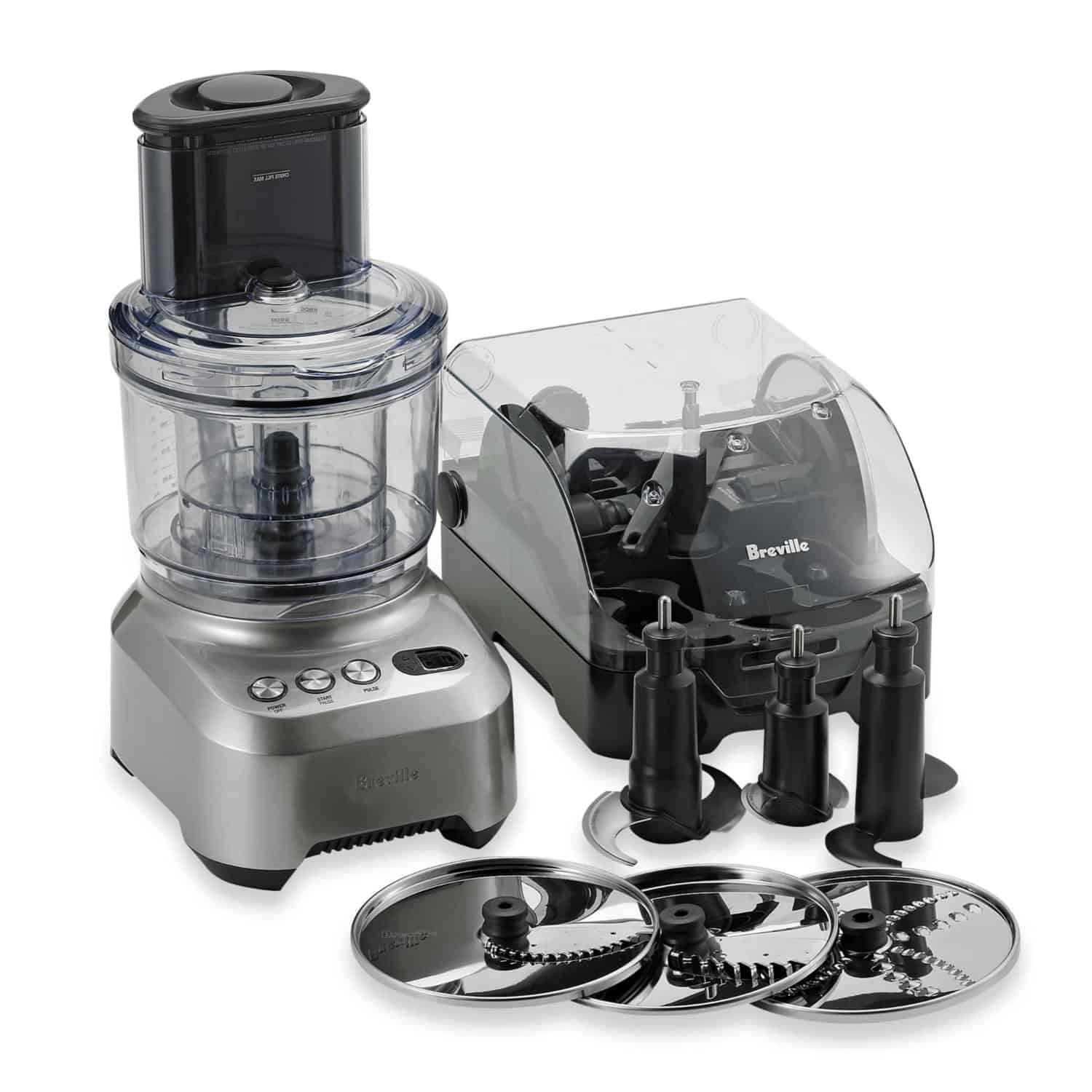 Best Breville Food Processors Reviews And Customer Opinion