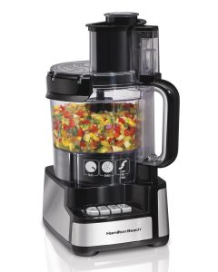 Hamilton Beach 70725A 12-Cup Stack and Snap Food Processor review