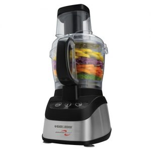 Black Decker FP2620S Wide-Mouth Food Processor and Blender Review