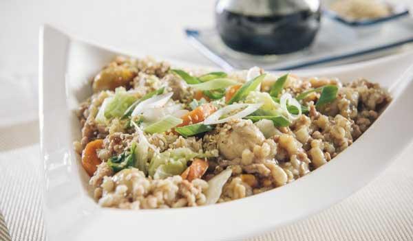 Crunchy-Barley-salad