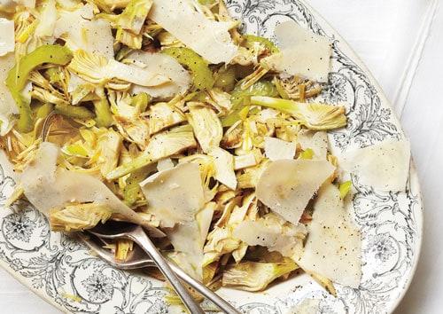 artichoke-parmesan-salad