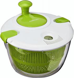 Cuisinart Salad Spinner<br /> Mini Manual chopper